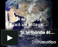 Si le monde était un village, pour 100 habitants, il y aurait | FLE et nouvelles technologies | Scoop.it