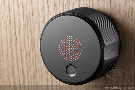 August Smart Lock : Une nouvelle serrure intelligente | PixelsTrade Webzine | Business Apps : Applications in-house | Scoop.it