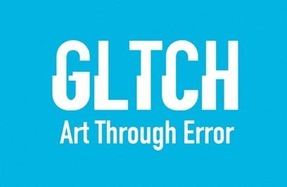 Introducing GLTCH – A Free Glitch Art App for iOS | OSKOUI+ ... | data glitching | Scoop.it