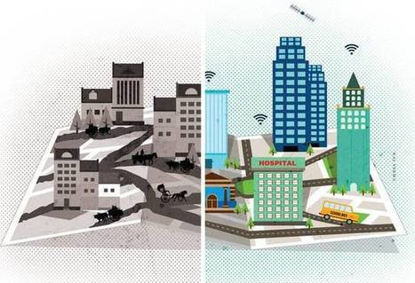 Infrastructure & Urbanisation: Building Cities of the Future | Cities and buildings of Tomorrow | Scoop.it