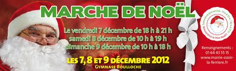 Muse & Home - Marché de Noël à Ozoir-la-Ferrière du 7 au 9 décembre 2012 | L'actu culturelle | Scoop.it