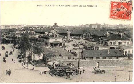 Les Abattoirs de La Villette (cartes postales anciennes) | Genéalogie | Scoop.it