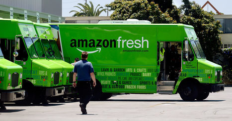 Amazon Is Opening Grocery Stores So You Don't Have to Shop in Them | Retail and Technology | Scoop.it