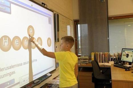 Suomi jää jälkeen digitaalisessa opetuksessa   Rehtorielämää   Scoop.it