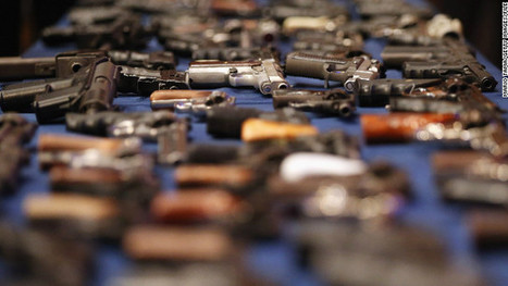 NRA sues over New York gun control | Government and law current events 3c | Scoop.it
