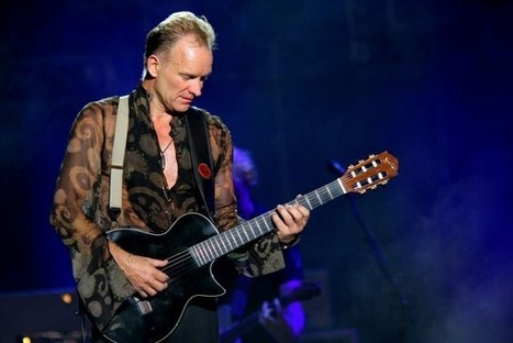 Winemaker Sting sings to his wines | The pick of the best wine stories from social media and across the 'net | Scoop.it