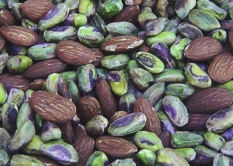 Calorie research reinforces healthy image of almonds, pistachios - Capital Press | Almond Oil | Scoop.it