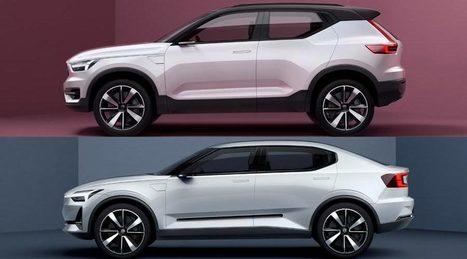 Volvo fait l'article avec ses 40.1 et 40.2   Volvo Concept   Scoop.it