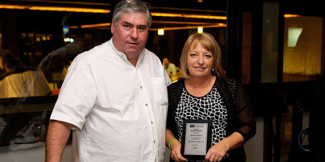 Tannum agent wins company award for sales figures - Gladstone Observer   Glad To Be At Help   Scoop.it