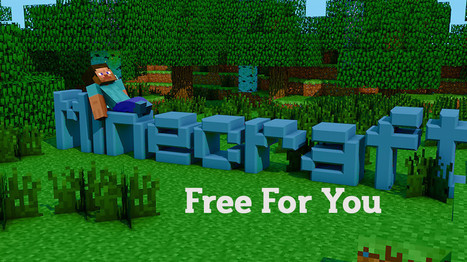 Minecraft Free for You | The World of Minecraft | Scoop.it