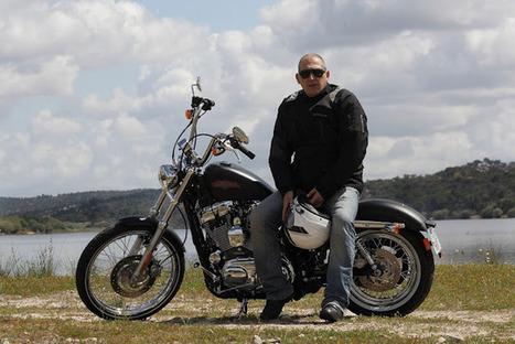 MOTOBLOGGER: Harley-Davidson Sportster XL 1200 Seventy Two | Rogermotard | Scoop.it