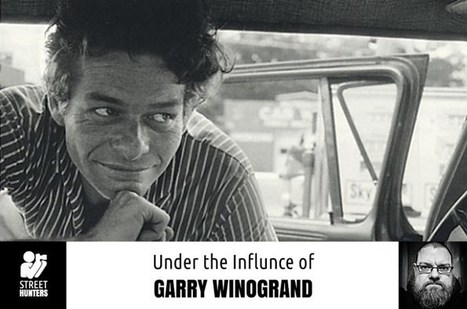Under The Influence of Garry Winogrand | Photography | Scoop.it