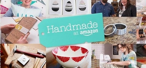 E-commerce : Amazon attaque Etsy sur le «fait main» @claire_dilly | Geeks | Scoop.it