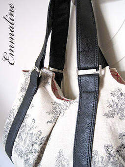 Emmaline Bags & Patterns: Make Your Own Vinyl/Leather Look Handbag Straps - A Tutorial | The Art of Leather | Scoop.it