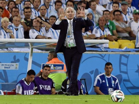 World Cup 2014: Why is South America full of coaching talent? - The Independent | mmonin geo152 | Scoop.it