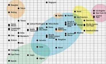 Οι πόλεις του κόσμου με τα πιο ισχυρά brands - τα δεδομένα : Πόλεις και Πολιτικές   Cities and Policies ( Place Management and Branding )   Scoop.it