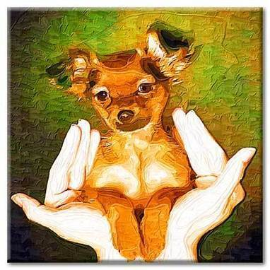 Get a Fantastic Painting of Your Favourite Pet to Hang in Your Home | About Art & Creativity | Scoop.it