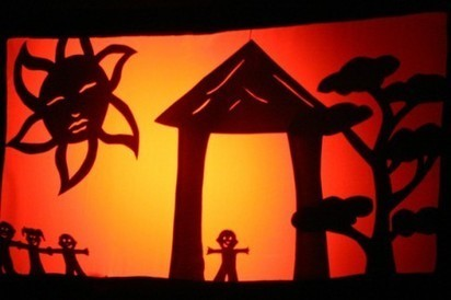 Alice Nelson brings shadow puppetry to HarbourKIDS | Harbourfront Centre Blog | Drama for ELL's | Scoop.it