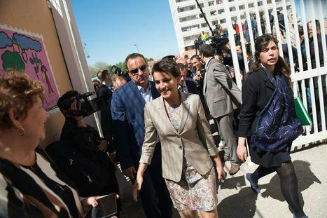 La ministre de l'Education à Marseille pour constater une amélioration dans les écoles | Réforme des rythmes scolaires | Scoop.it