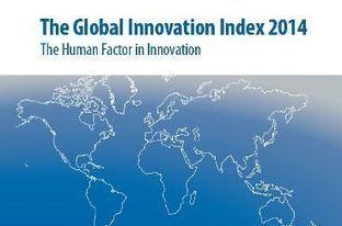 Le Global Innovation Index 2014 | Le Zinc de Co | Scoop.it