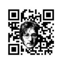 Integrate graphics in QR Code while keeping the error correction ... | QRCODE RFID | Scoop.it