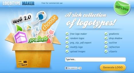 Logo Maker | Sites for Educators | Scoop.it