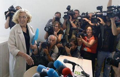Deux Indignées à la tête de Madrid et Barcelone | Union Européenne, une construction dans la tourmente | Scoop.it