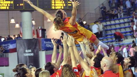 La edad de oro del deporte femenino español | futbol | Scoop.it