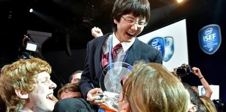 Détection du cancer : à 15 ans, il remporte 75.000 dollars pour son logiciel   Transformation et Innovation   Scoop.it