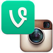 Vine Passes Instagram In Total Twitter Shares | Media & Marketing | Scoop.it