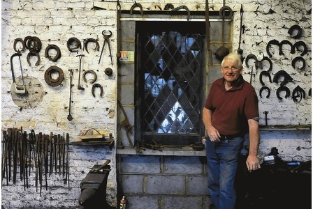 On his retirement, English farrier James Todd worries skills may soon be lost | Hoofcare and Lameness | Scoop.it