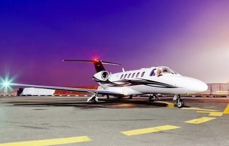 When It Makes Sense to Take a Private Jet | Innovative Marketing and Crowdfunding | Scoop.it