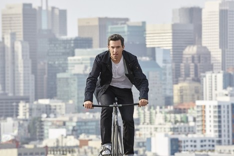 Project Jacquard: Google And Levi's Launch The First 'Smart' Jean Jacket For Urban Cyclists  | Superperformance | Scoop.it