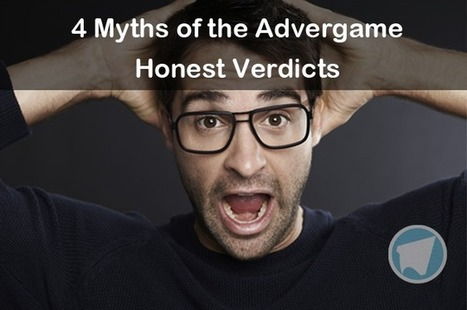 4 Myths of the Advergame: Honest Verdicts | Branded Entertainment & Social Media Marketing | Scoop.it