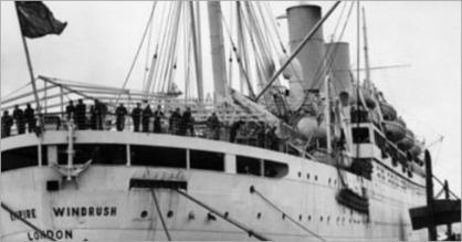 The Windrush Generation | European History 1914-1955 | Scoop.it