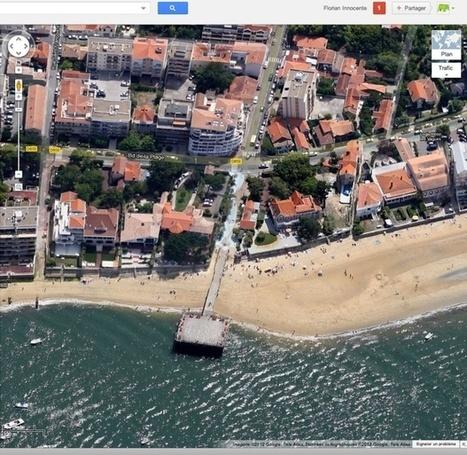 Google Maps/Earth : du mieux en France, Belgique, Suisse et Luxembourg | Actualité sur Google | Scoop.it
