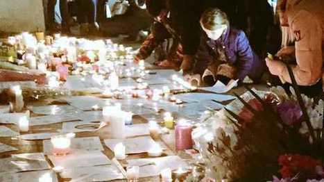 Hommages aux victimes des attentats : Annecy archive, Chambéry jette tout | Savoie d'hier et d'aujourd'hui | Scoop.it