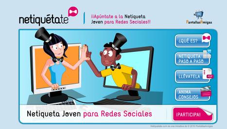 Netiquétate | Redes Sociales_aal66 | Scoop.it