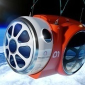 Startup tests space tourism balloon, service set to lift off in 2016   leapmind   Scoop.it