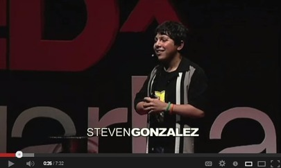 Amazing TED Talks Done By Kids ~ Educational Technology and Mobile Learning | Educ 230 Midterm Project | Scoop.it