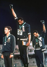 1968 Olympics and the Black Power Movement | Our Black History | Scoop.it