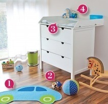 The Germiest Spots in Your Baby's Room | Parenting | CALS in the News | Scoop.it