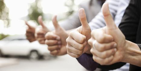 My Best Leadership Experience at Work: Beyond Handshakes - Huffington Post | Leadership with a splash of empathy | Scoop.it
