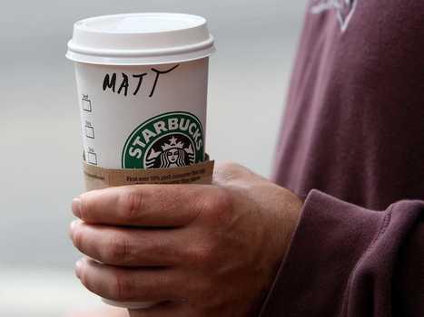 Starbucks Q4 2013 Earnings - Business Insider | starbucks | Scoop.it