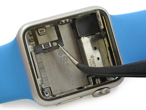 ¿Qué hay DENTRO del Apple Watch? | Mobile Technology | Scoop.it