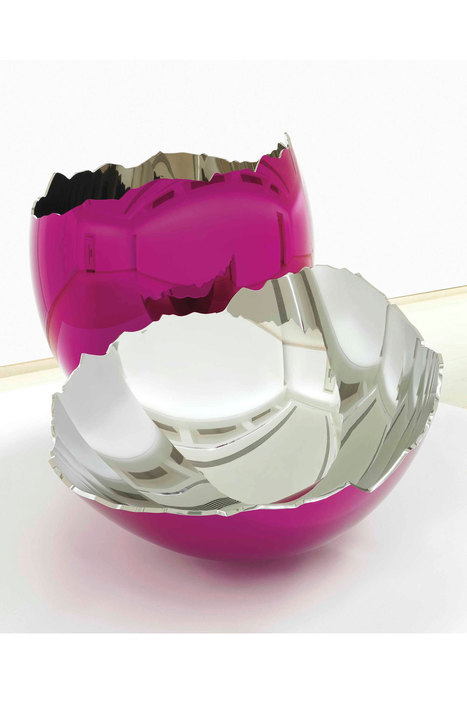 Jeff Koons' Cracked Egg Will Go For Millions | Tales of a Museum Marauder | Scoop.it
