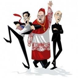 A Cardinal and a Comedian Walk into a Gym | Faith & Leadership | Scoop.it