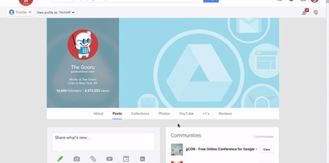 How To Make And Share Your Own Google+ Collection | Surviving Social Chaos | Scoop.it
