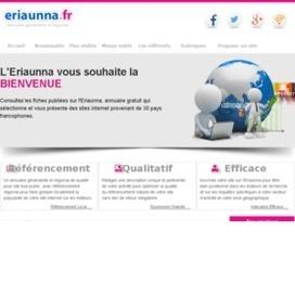 L'Eriaunna : annuaire gratuit du net | Annuaire gratuit généraliste - AlloCitation | Scoop.it