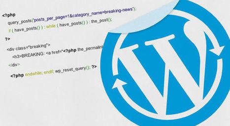 Master the WordPress Loop   Tutorial   .net magazine   Learning Web Design   Scoop.it